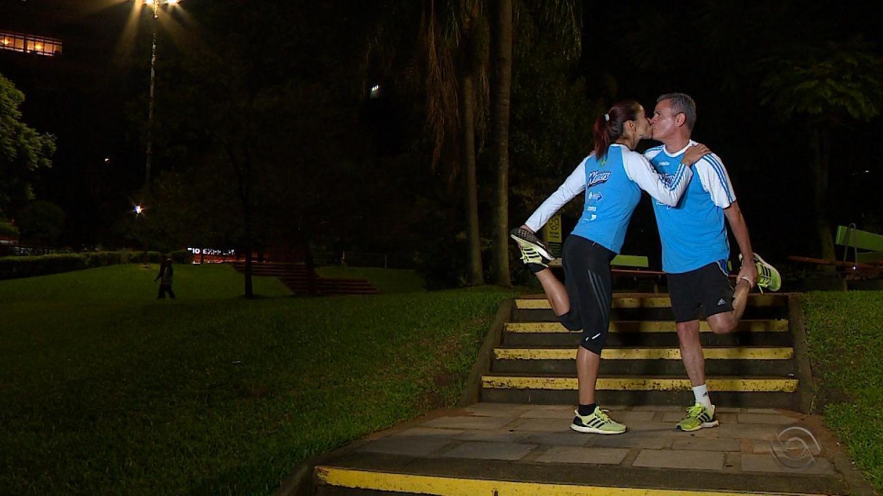 34ª Maratona de Porto Alegre terá participação de casais apaixonados