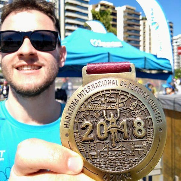 Medalha Maratona Winners 2018
